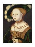 Bildnis einer Dame 1530 ()