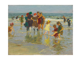 Beach Scene Strandszene