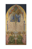 The Coronation of the Virgin About 1380-85