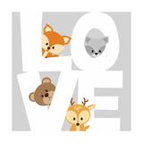 Woodland Love