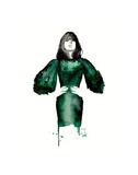 The Emerald Green Dress
