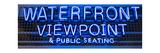 Waterfront Neon Pike Place Market Seattle