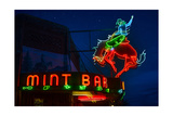 Mint Bar Neon Sheridan Wyoming