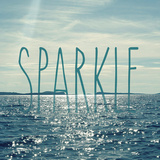 Sparkle In The Ocean