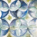 Contemporary Tiles with Circles