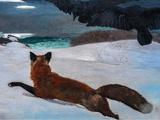 Fox Hunt  1893