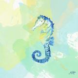 Watercolor Sea Creatures IV