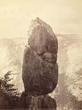 Agassiz Column  Near Union Point  1866 - 1872