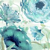 Florals in the Wind II Reproduction d'art par Elizabeth Medley