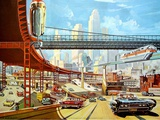 Traffic of The Future  1959