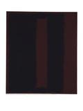 Untitled {Black on Maroon} [Seagram Mural Sketch]