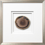 *Exclusive* Siena Framed Agate - Earthtone