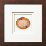 *Exclusive* York Framed Agate - Earthtone *