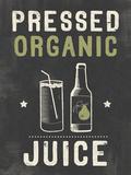 Organic Juice Giclée par Tom Frazier