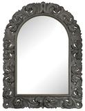 Arched Scroll Mirror