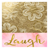 Laugh Golden Flowers