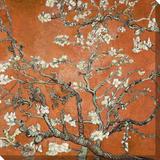 Almond Blossom  1890 (Orange Color Variation)