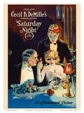 Saturday Night - Cecil B DeMille Production