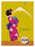 Tokyo Japan - KLM Royal Dutch Airlines