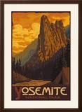 Sentinel  Yosemite National Park  California