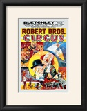 Robert Brothers' Circus at Bletchley Market Field