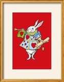 Alice in Wonderland: Horn and Hearts