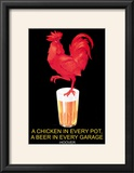 A Chicken in Every Pot  A Beer in Every Garage