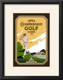 Open Championship Golf Game