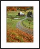 Sleepy Hollow Farm  Woodstock  VT