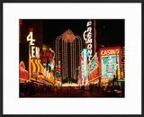 Las Vegas at Night  Nevada