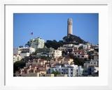 Coit Tower  San Francisco  CA