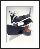 Black Ice Skates