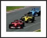 Formula 1 Auto Race