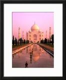 Agra  India  Wonder of the Taj Mahal
