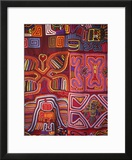 Native Indian Artwork  Mola  Panama