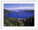 Emerald Bay  Lake Tahoe  California  USA