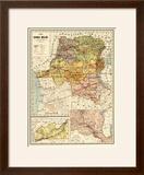 Congo - Panoramic Map