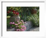 Garden Detail  San Domenico Palace Hotel  Taormina  Sicily  Italy