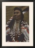 Northwest Indians - Chief Joseph of the Nez Perces Tribe