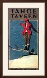 Lake Tahoe  California - Tahoe Tavern Promo Poster