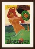 Rome  Italy - Alla Spezia Promotional Poster