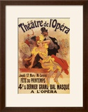 Paris  France - 4th Masked Ball at Theatre de l'Opera Promotional Poster