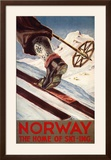 Norway - The Home of Skiing