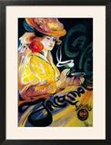 Jacqmotte Cafe Vintage Poster - Europe