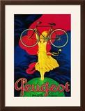 Peugeot Bicycle Vintage Poster - Europe