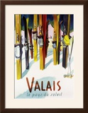 Valais  Switzerland - The Land of Sunshine