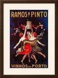 Ramos Pinto Vintage Poster - Europe