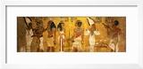 King Tut Tomb Wall  Egypt