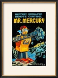 Battery Operated Remote Control Mr Mercury