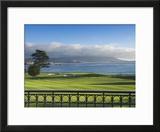 Pebble Beach Golf Club  Carmel  California  USA